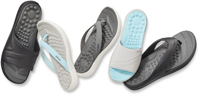 Women's Crocs Reviva™ Flip & Crocs Reviva™ Slip
